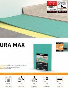 Apakšklājs Secura Max 6mm