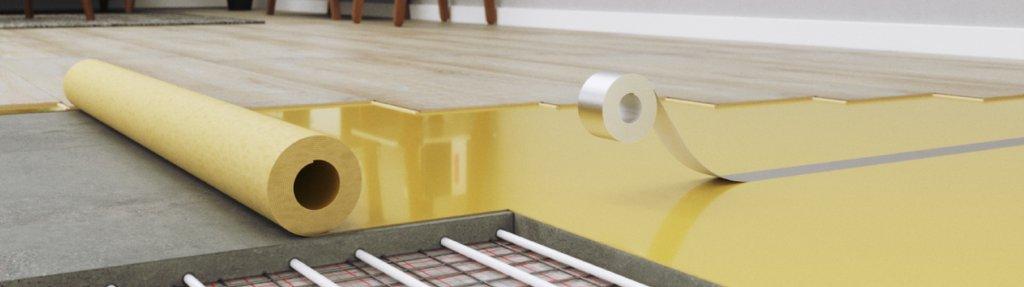 Apakšklājs vinila grīdām Multiprotec LVT Click