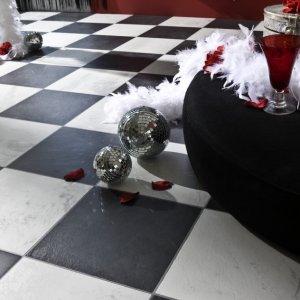 Lamināts Faus Chess Black