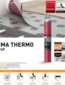 Apakšklājs Optima Thermo Aquastop