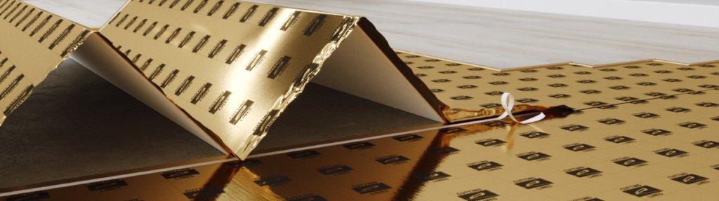 Apakšklājs vinila grīdām Secura LVT Click Smart