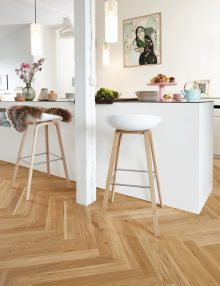 Boen parkets Oak Basic Prestige