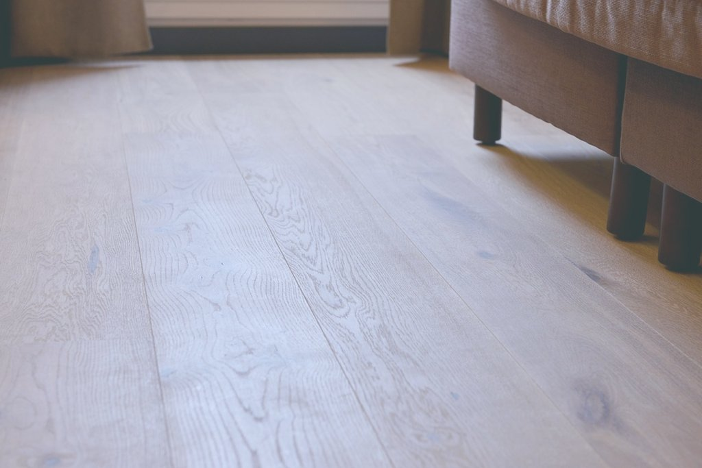 Boen parkets Oak Vivo white 209
