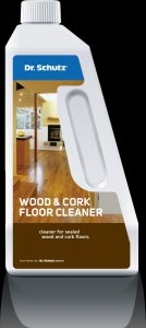 WOOD&CORK FLOOR CLEANER 750ML (LAKOTAM PARKETAM)