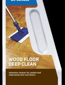 Intensīvs tīrīšans līdzeklis visām parketa grīdām