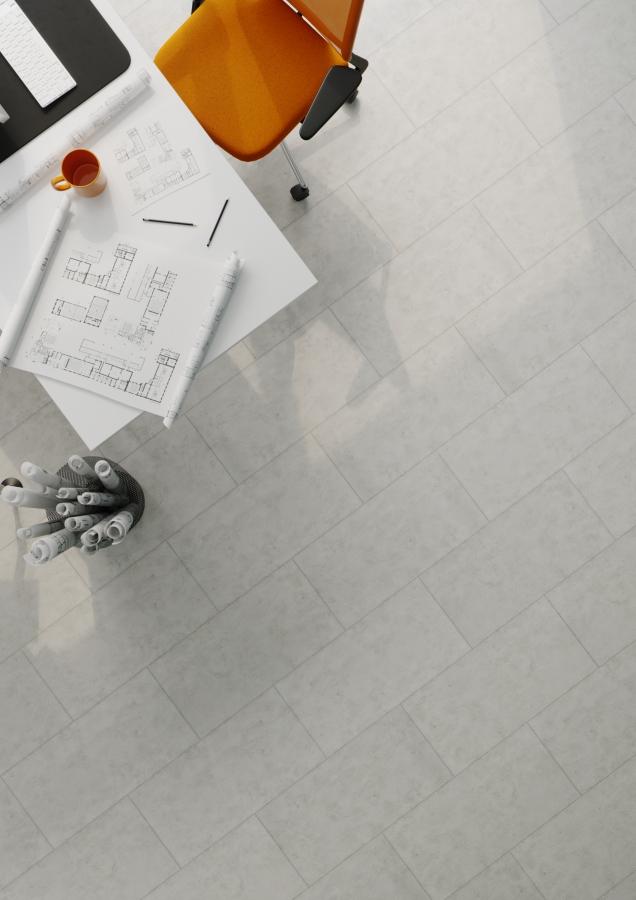 Vinila grīdas segumi DA119 Toronto Concrete