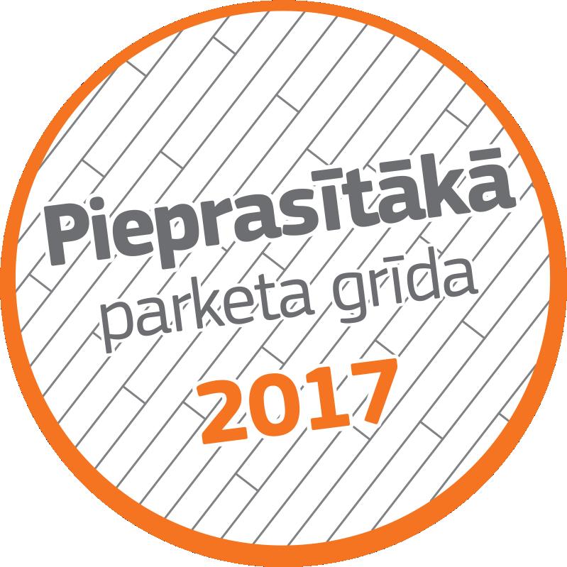 Boen parkets Pieprasītāka parketa grīda 2017